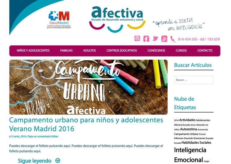 Afectiva Blog