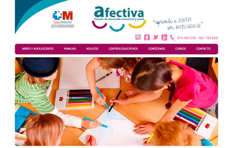 Afectiva Pagina Marketing Superior