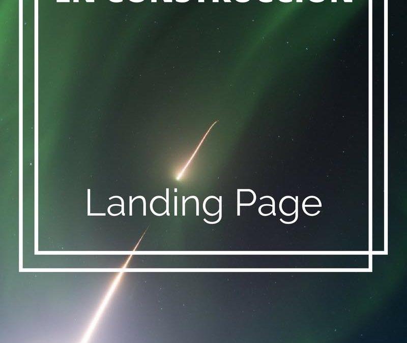 Transforma tu WordPress en construcción en una Landing Page