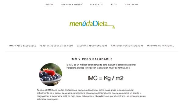 Md Imc Peso Saludable