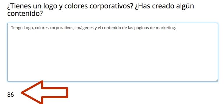 Contact Form 7 Contador Caracteres