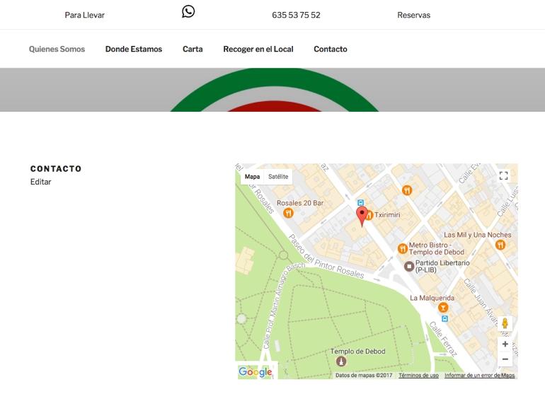 Wp Google Maps Mostrar Mapa