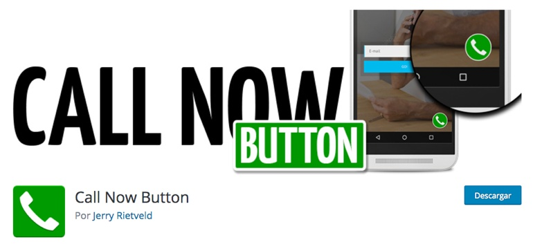 Call Now Button Plugin WordPress