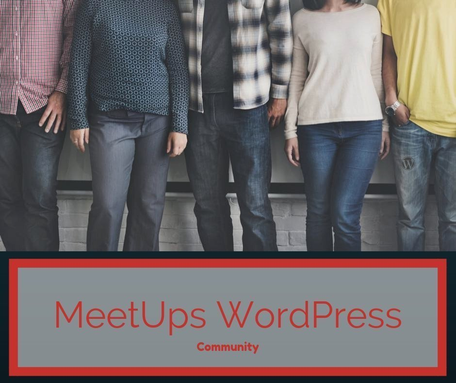 Meetups Wordpress