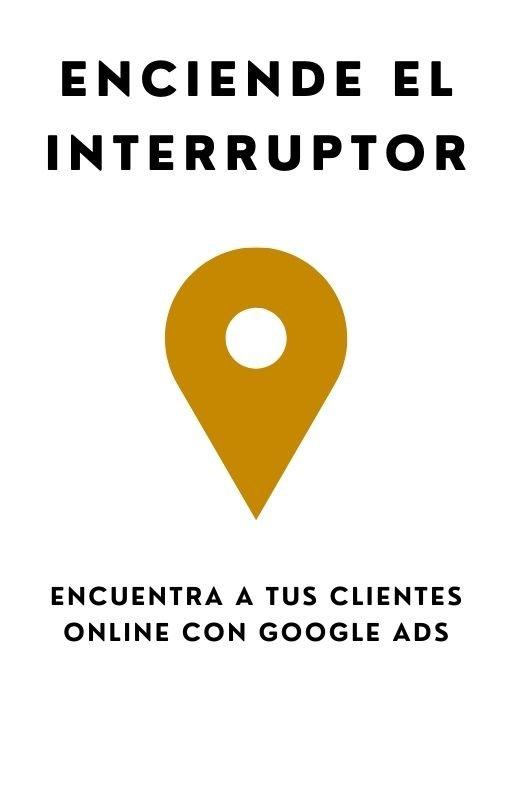 Enciende El Interruptor Google Ads